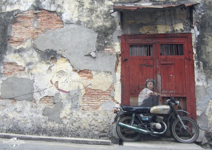 mural malezja